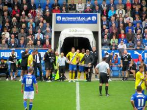 Jack Midson comes on for Wimbledon