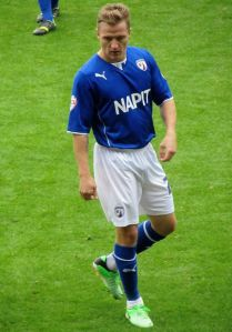 The former Coventry and Birmingham City player