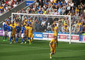 An early Chesterfield attack