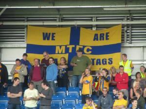 Mansfield fans