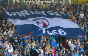 The Chesterfield Kop