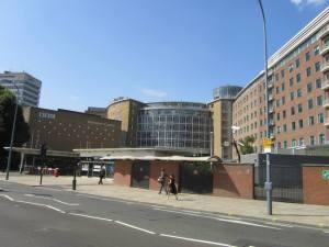 The BBC Television Centre