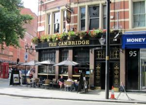 The Cambridge Pub