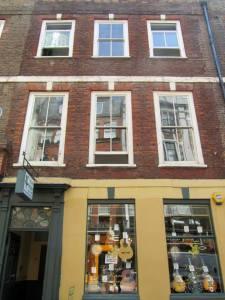 6 Denmark Street