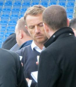Gary Rowett reflects on his sides victory