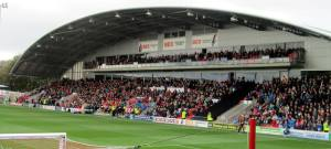 The Parkside Stand