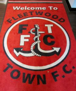 Welcome to Fleetwood Town!