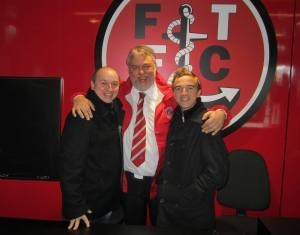 with our friend Paul Collier, who works for the Cod Army