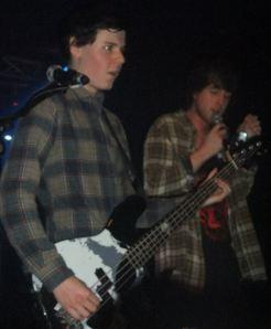 Tyler and Thomas