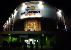 The Motorpoint Arena, Sheffield