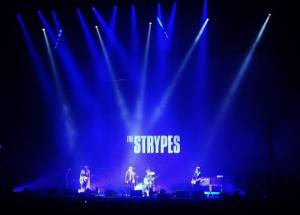 Support from 'The Strypes'