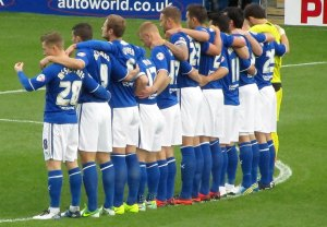 The Chesterfield players
