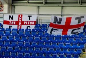 Northampton flags