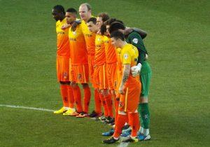 Wycombe team