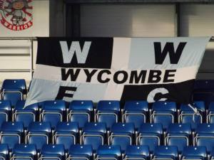 The Wycombe flag