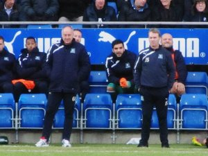 Former Chesterfield boss John Sheridan returns to the Proact