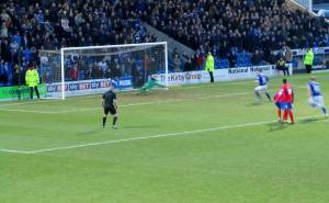 Richards scores from the spot