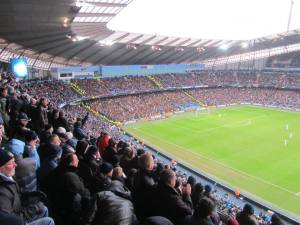 City fans