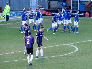 Eoin Doyle makes it 3-1