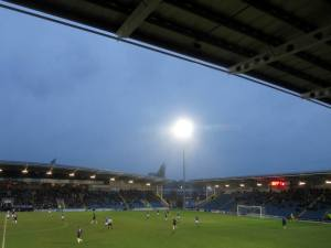 Chesterfield remain top of League 2