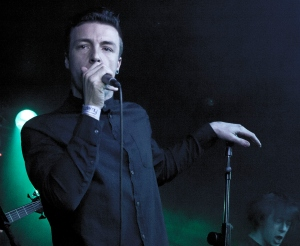 Vocalist Dan Molloy