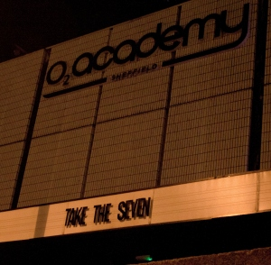 Take The Seven headline the O2 Academy