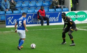 Chesterfield look to add to their lead