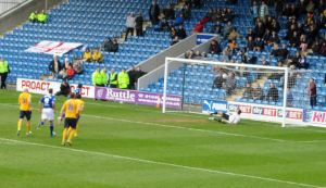 Roberts scores from the spot