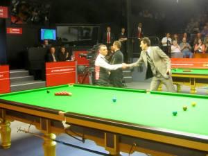 His opponent Mark Davis