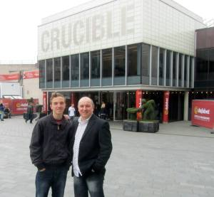The Watterson's at the Crucible