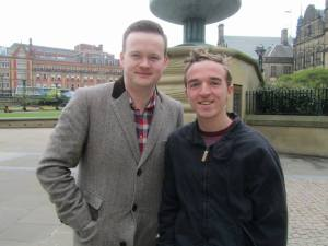 with 2005 World Champion Shaun Murphy