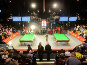 The greatest snooker venue in the world