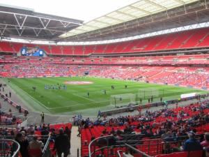 Wembley!