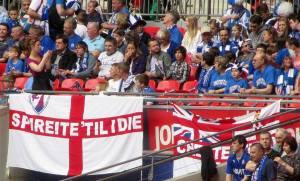 The Spireite fans