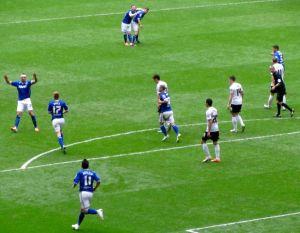 Doyle pulls a goal back
