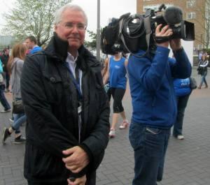 John  Shires of Yorkshire television