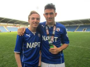 #9 Chesterfield win the 2013/14 League 2 title