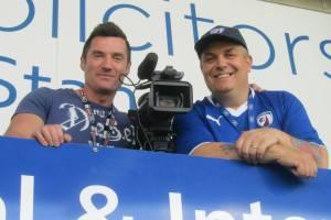 The cameramen!