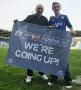 League 1 here we come...