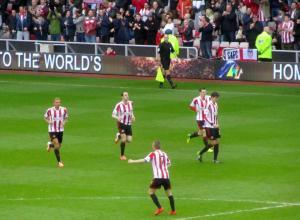 Borini pulls a goal back