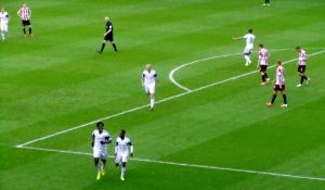Swansea are quickly 3-1 up