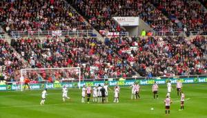 Sunderland attack