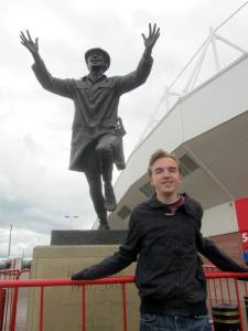 A great day at Sunderland