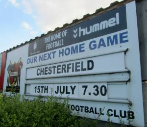 Sheffield v Chesterfield