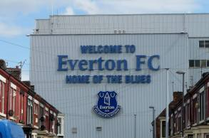 The home of Everton FC