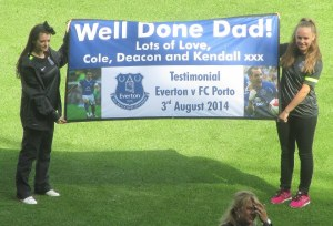 A message from Leon Osman's children