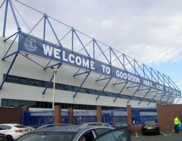 A final shot of the stadium
