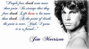 RIP Jim Morrison 1943-1971