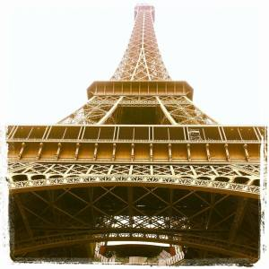 The tower is the tallest structure in Paris and the most visited paid monument in the world