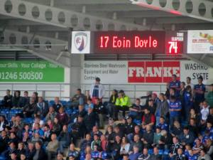 A brace for Doyle